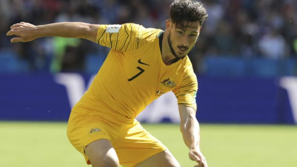 Leckie would cherish Socceroos captaincy