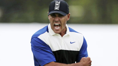 'They don't have the balls to do it': Koepka slams critics of nude photo shoot