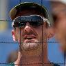 Australian beach volleyballer Christopher McHugh.