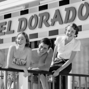 The El Dorado Motel opened in Surfers Paradise in 1954 and was the first motel in Australia to have parking in front of every room. It was demolished in 1988, replaced by a 23-storey Travelodge.
