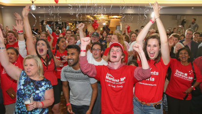 Decision looms on charging Labor figures over 'red shirts' rorts