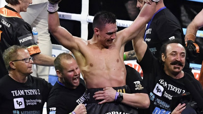 Tszyu shelves world title plans, Sydney likely host for domestic bout