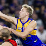 Simpson says 'JK okay' but hesitant on Hurn for knockout Bombers clash