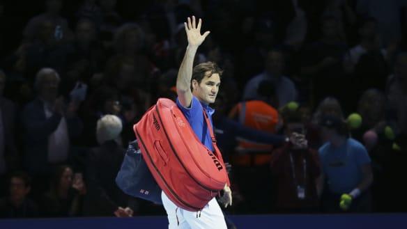 Federer's century bid falls short as Zverev sets up Djoker decider