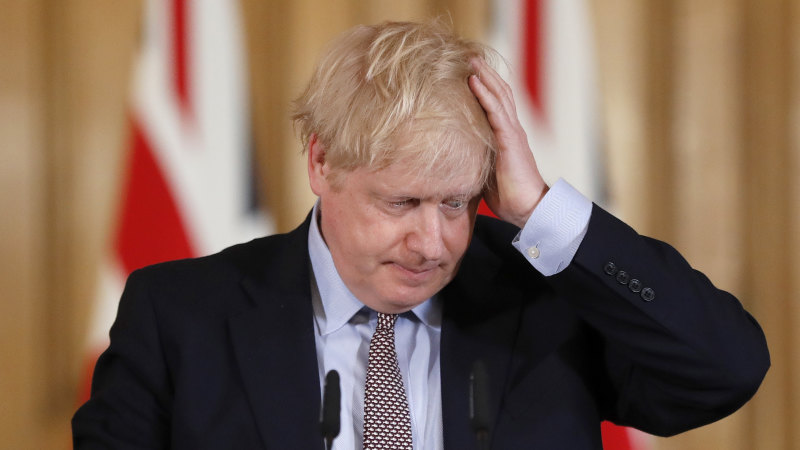 Britain's Prime Minister Health Secretary and Chief Medical Officer all hit by coronavirus in a single day – The Age