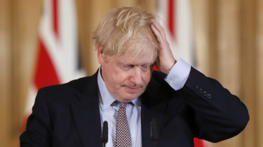 Prime Minister Boris Johnson said the measures were needed to save lives.