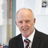 Former WA Auditor General Colin Murphy.