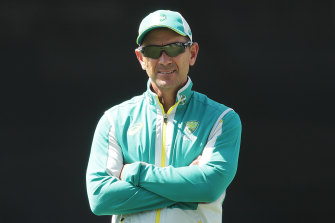 """Justin Langer and his players held a """"confronting"""" discussion over his coaching style during a team camp."""