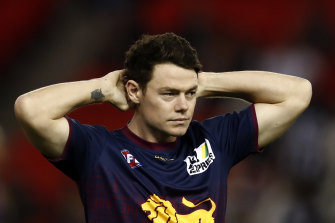 The Lachie Neale drama blindsided the Lions.