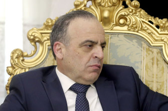Syrian Prime Minister Imad Khamis has been dismissed a month before elections.