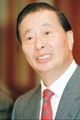 Lee Shau Kee in 1995.