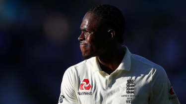 Jofra Archer has been a star for England throughout their summer of cricket.