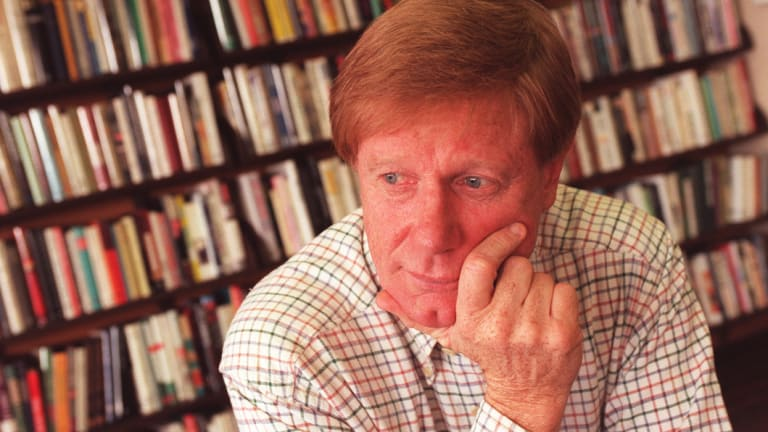 The survivor: Kerry O'Brien.
