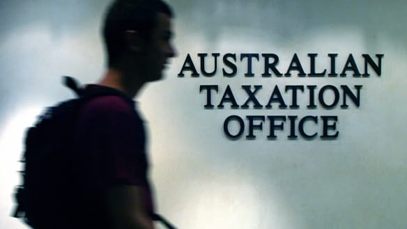 The tax office's big launch to give back super