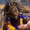 Simpson confident Naitanui will 'be fine' after report for angry shove
