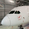 Qantas unveils new '100th birthday' 787 for non-stop London test flight