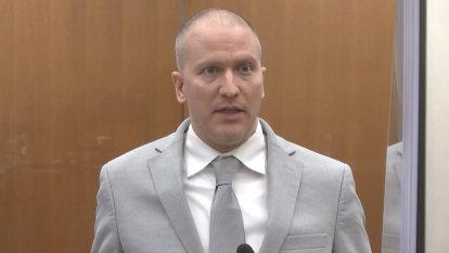 Derek Chauvin sentenced to 22.5 years in jail for George Floyd's murder