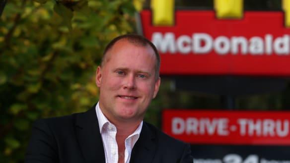 'The three-legged stool': McDonald's recipe for franchise success