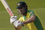 Mitchell Marsh has hit consecutive 50s against the West Indies but he has not been well supported.