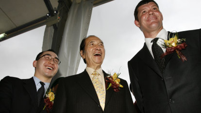 Packer executive 'didn't read' document detailing link to banned Stanley Ho