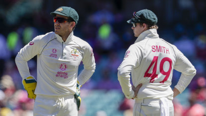 'No doubt he would like to do it': Paine puts Smith in captaincy frame