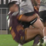 'Cause for concern': NRL warning on dangerous 'hanger' tackles
