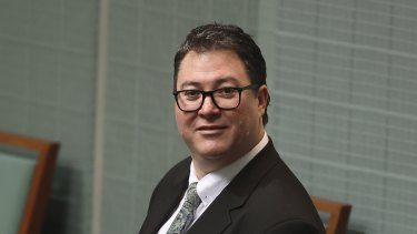 """Nationals MP George Christensen has been accused by Nationals colleagues of """"stirring up"""" violent mobs."""