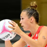 West Coast Fever land another blow to NSW Swifts' Super Netball title hopes