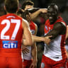 AFL issues first and final warning to Sydney over runner