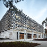 Monash's inspired mid-century, but contemporary new chancellery