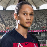 Star W-League striker released by Wanderers to focus on US international duty