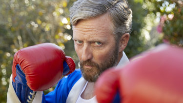 Stephen Curry stars as the titular Mr Black, as pugilistic a potential father-in-law as a man might ever wish to meet.