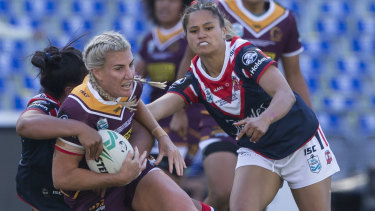 The NRL is yet to make a call on whether the women's season will be going ahead in 2020.