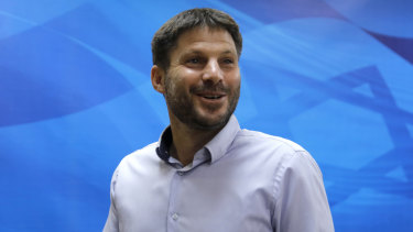 Bezalel Smotrich, a longtime activist, has recently compared gay marriage to incest.
