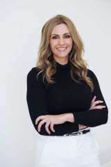 Brooke Arnott, CEO of The Small Business Lounge