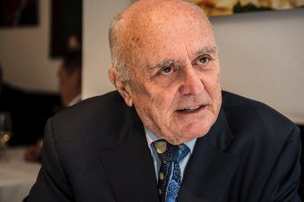 Former competition tsar Allan Fels is backing Victoria's big tax reform handed down in yesterday's budget.