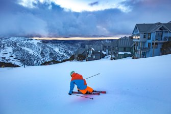 The latest COVID-19 lockdowns in Victoria have cruelled the last possible weeks of the ski season at Mount Hotham.