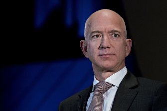 Jeff Bezos has long dreamed of travelling to space.