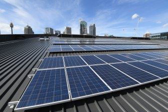 A string of Australian-based companies have recently set strong renewable electricity targets