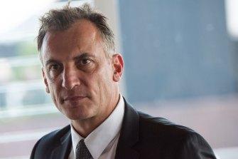 Former Domain chief executive Antony Catalano wants to build a regional media company with a diversified set of media assets.