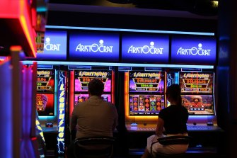 Poker machines take in billions of dollars across NSW but the figure per club and pub is not disclosed.