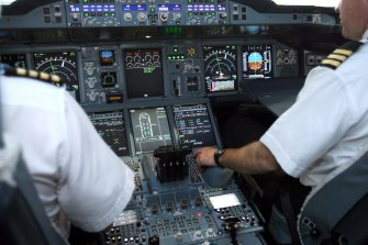 The A380 pilots have been worst affected by the impact on international flying of the COVID-19 pandemic.