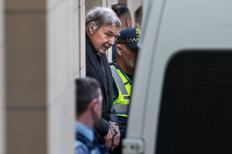 George Pell will serve out his prison term after Victoria's highest court rejected his appeal.