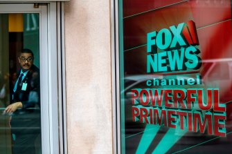Dominion is suing Fox News over its coverage of the 2020 presidential election result.