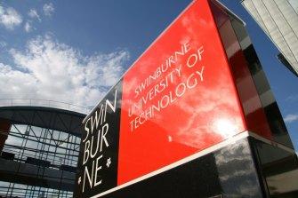 Swinburne University moved to full online learning on March 23.