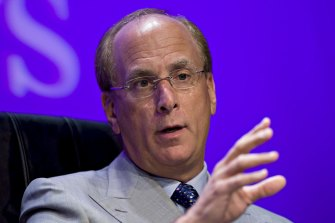 Larry Fink's BlackRock, the world's biggest money manager, has said US-China tensions won't affect their operations in Hong Kong.
