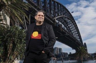 Sydney Festival artistic director Wesley Enoch.