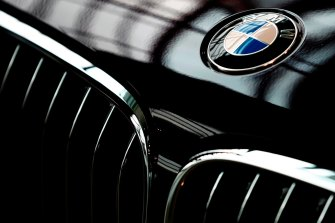 German car manufacturer BMW is among the car manufacturers fined by the EU.