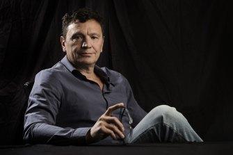 Menulog co-founder Leon Kamenev.