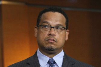 Minnesota Attorney-General Keith Ellison.